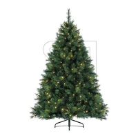 Weihnachtsbaum Vancouver Pine mit LED Beleuchtung 150cm