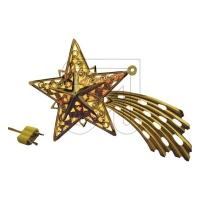 weihnachtsbeleuchtung krippe komet beleuchteter stern strahler verteiler weihnachtsdekoshop. Black Bedroom Furniture Sets. Home Design Ideas